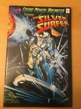 COSMIC POWERS UNLIMITED STARRING SILVER SURFER NM+ (9.4 - 9.6), CGC IT