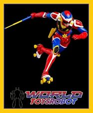 SENTINEL TATSUNOKO HEROS FIGHTINGEAR MUTEKING THE DASHING WARRIOR. DISPONIBILE!