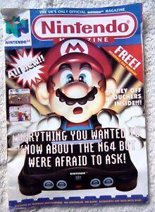 74727 Nintendo Magazine Nintendo 64 Magazine 1997