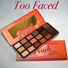 Genuine TOO FACED Sweet Peach Eyeshadow palette NEW & Boxed