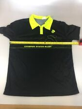 Champion System Mens Casual Rugby Polo Medium M (5796-18)