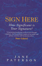 Sign Here by Jane Paterson (Paperback, 1998)