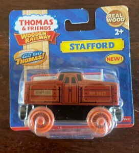 2012 Fisher Price Thomas Train Wooden Stafford! NEW!