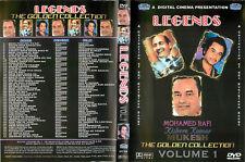 LEGENDS (Mohd.Rafi, Kishore Kumar, & Mukesh) Best Of Bollywood Golden Hits DVD
