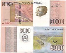 Angola _ 5000 Kwanzas 2012 UNC Lemberg-Zp