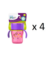 Philips Avent My First Big Kid Cup 9 oz, SCF782/54 - Colors & Styles Vary (4 Pk)