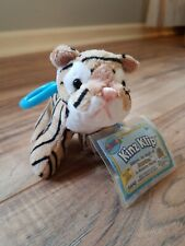 Ganz Webkinz Tiger Kinz Klip with Unused Online Code/Tag ~ NEW