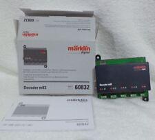 Märklin 60832 NIEUW MFX DIGITAAL wissel/seindecoder K m 83 6083 Motorola of DCC