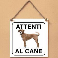 Pinscher austriaco 3 Attenti al cane Targa cane cartello ceramic tles