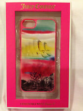 NIB JUICY COUTURE JOSHUA TREE HOLOGRAM  IPHONE 5 CASE $35.00 MODEL # YTRUT378