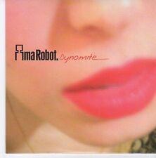 (DZ974) Ama Robot, Dynomite - 2003 DJ CD