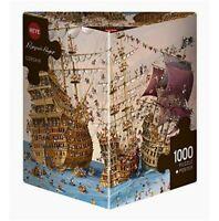 HEYE Puzzle Hey Puzzle 29570 Francois Ruyer Corsair HAS 999 PIECES Arts Crafts