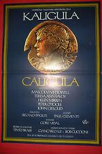 CALIGULA 1979 TINTO BRASS MALCOLM McDOWELL HELEN MIRREN EROTIC EXYU MOVIE POSTER