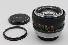 [Near Mint] Canon FD 55mm f1.2 f/1.2 Manual Focus Lens From Japan #1422328
