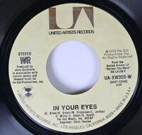 Soul 45 War - In Your Eyes / Me And Baby Brother On United Artists Recordds