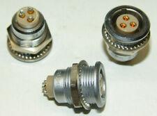 protection anti-torsion gris used LEMO Taille 1b 1-codé Câble femelle 3 pôles phg.1b.303