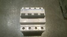 Disjoncteur  HAGER 4 poles 25 amp courbe D