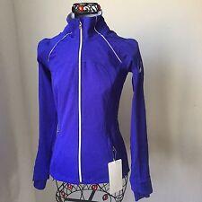 NWT Lululemon Run Stay On Course Jacket Indigo Size 2