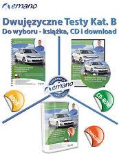 Dwujęzyczne testy na prawo jazdy w UK - samochód Kat. B (3 wersje do wyboru) 19