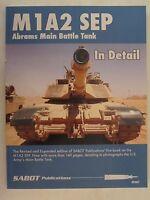 SABOT Publications - M1A2 SEP Abrams Main Battle Tank In Detail