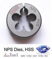 """1-28 x 2/"""" OD HSS Round Die"""