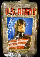 US Agent Bust Statue New 2001 Bowen Designs Marvel Comics  Avengers Amricons