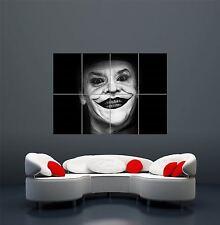 Jack Nicholson Cartel De Batman Joker Art Print gigante WA054 Grande
