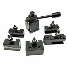 Type 250 000 Quick Change Tool Post Holder Set For Mini Lathe Up To 8 8 Inches