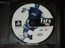FIFA 99 PlayStation PS1 Game Only Free Shipping Soccer EA Sports