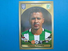 PANINI FIFA 365 2016-17 2017 n.509 Macnelly Torres Atletico National