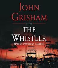 The Whistler by John Grisham (2016, CD, Abridged)
