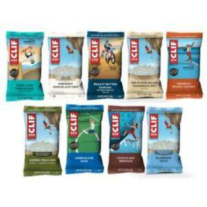 Clif Energy Protein 68g Bar Organic Tasty Snack Workout Training GYM Nutrition