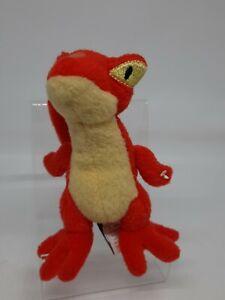 2004 McDonald's Neopets Red Techo Mini Plush Toy