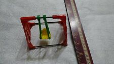 Baby Swing Vintage toy Renwal Miniature Dollhouse Furniture 1:16 Plastic