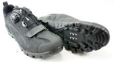 SIDI SD15 MTB Cycling Shoes Men's Size US 7.5 EUR 41 Black 2 Bolt SPD