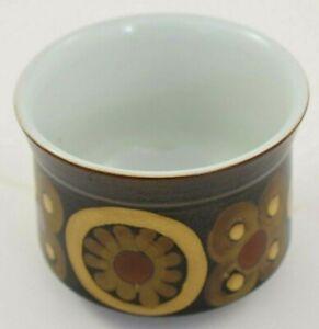 "Vintage DENBY ARABESQUE 3 1/4"" (8.5cm) Small Sugar Bowl"