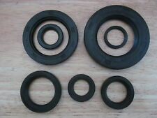 OSK13 1963-72 TRIUMPH 3TA 5TA T21 T90 T100 TR5 ENGINE & GEARBOX OIL SEAL KIT SET