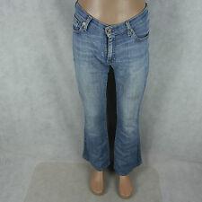 Levis Damen Jeans Gr. W31-L30 Model 529