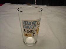 MEMORY ENHANCER 16 oz Glass Good Condition