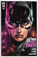 Batman Three Jokers #2 Batgirl Variant (DC, 2020) NM