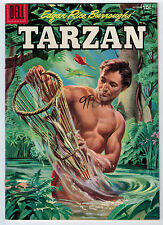 TARZAN #73 7.5 OFF-WHITE TO WHITE PAGES GOLDEN AGE