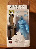 NECA SDCC Exclusive 2012 Assassins Creed Ezio Auditore Action Figure Rare