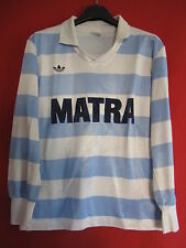 Maillot Adidas Vintage Racing Club Paris Matra Rare ancien 80'S BE - S
