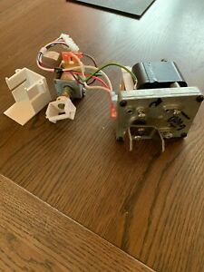 Maytag Whirlpool Fridge Freezer USED Ice Maker Spares - Ice Maker Motor