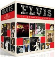 Elvis 20 Original Albums Audio CD