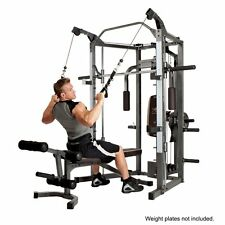 Marcy Combo Smith Machine, Black