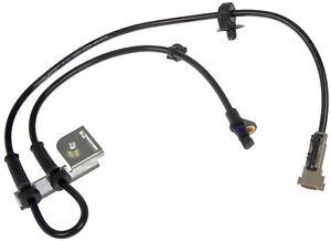ABS Wheel Speed Sensor Front Dorman 970-068 fits 04-06 Chrysler Pacifica