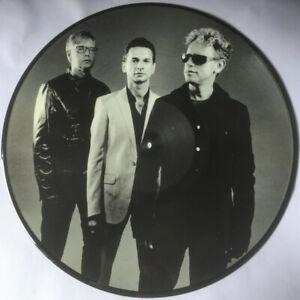 "Depeche Mode Where's The Revolution Part 1 Vinile Vinyl 12"" Picture Limited"