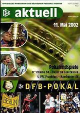 DFB-Pokalendspiel 2002 FC Schalke 04 - Bayer 04 Leverkusen, 11.05.2002
