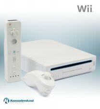 Nintendo Wii - Konsole #weiß + Remote + Zub. JAP